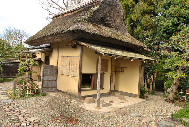 teahouse, Japan (Kodai-ji)