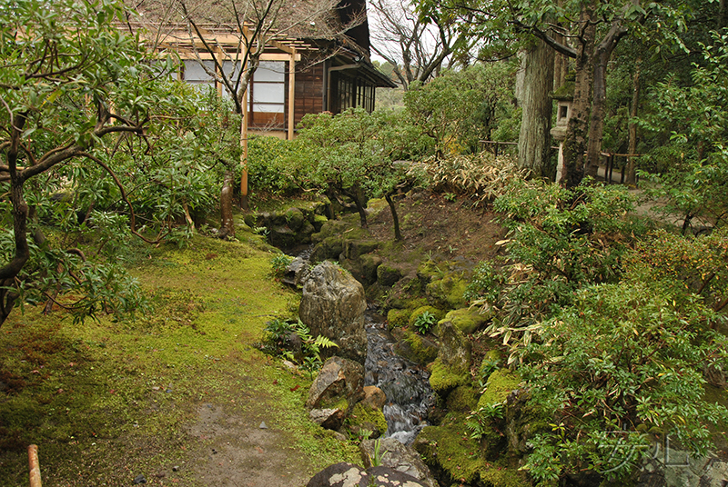 stream, Japan (Murin-an)